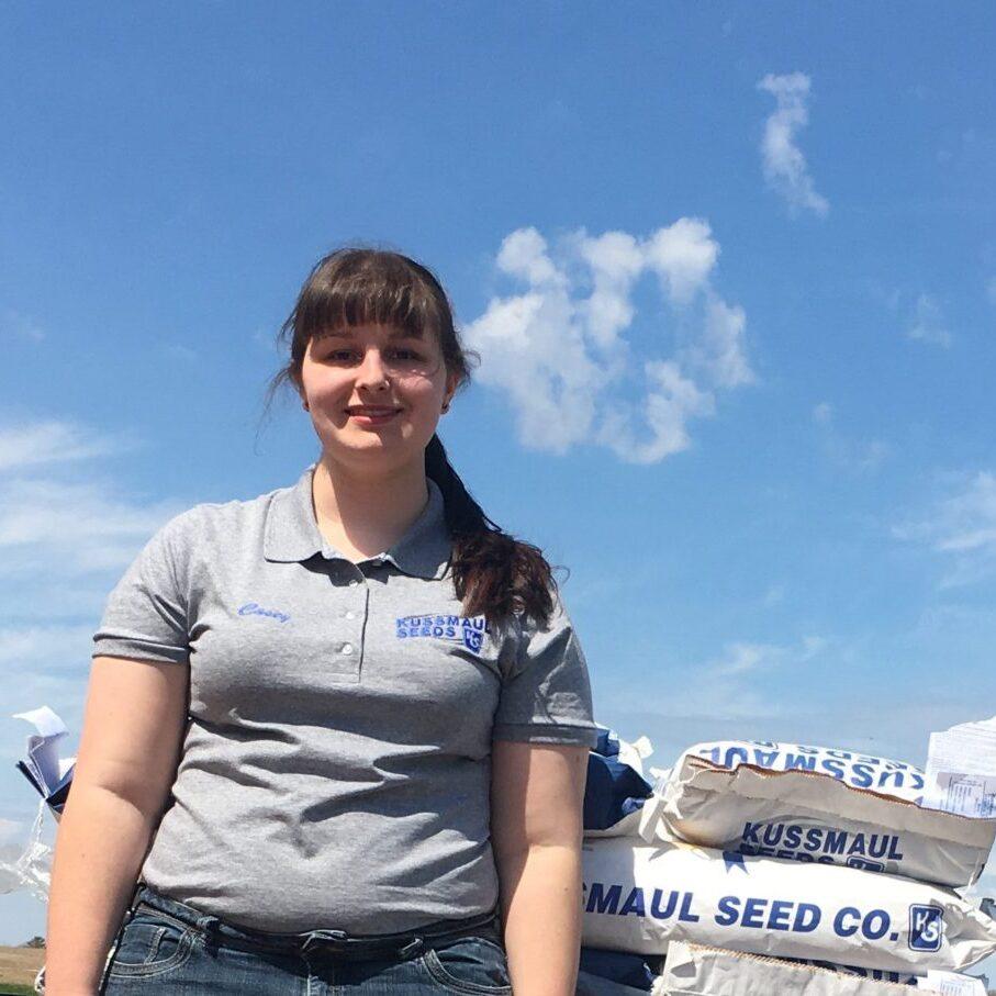 Triple L Drone Services Kussmaul Seeds